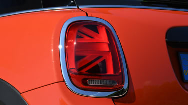MINI Cooper 5-Door - taillight