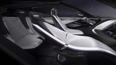 Kia Futuron concept - interior