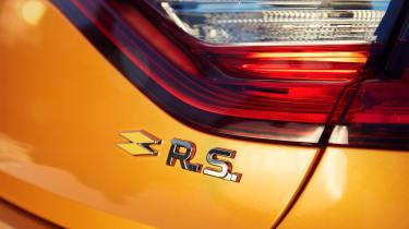 Renault Megane R.S. - R.S. badge