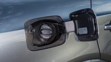 Used Audi Q3 - fuel cap