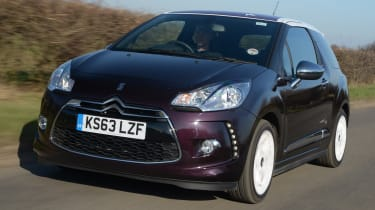 Best cars for under £10,000 - DS 3