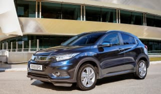 Honda HR-V 2018 facelift - front