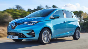 Renault ZOE - front