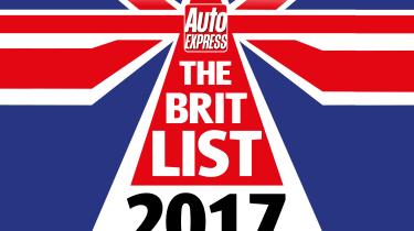 The Brit List 2017 - header