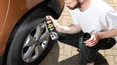 Tyre shines