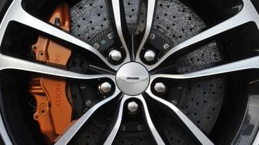Aston Martin DBS Carbon Edition wheel