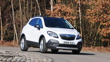Vauxhall Mokka whisper diesel action