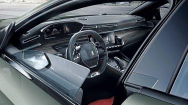 Peugeot 508 SW - dash