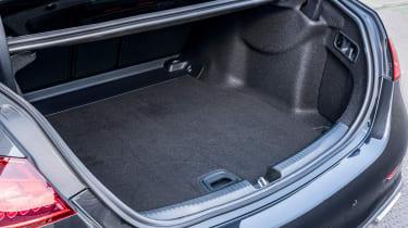 Mercedes C-Class - boot