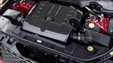 Range Rover Sport SVR - engine