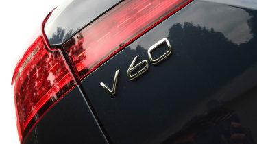Volvo V60 - V60 badge