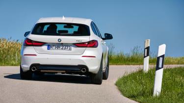 BMW 1 Series 2019 corner