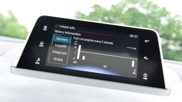 Mitsubishi Eclipse Cross Black Connected - infotainment