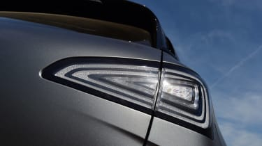 Hyundai Nexo - rear light