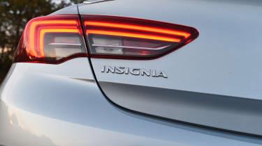 Vauxhall Insignia Grand Sport - taillight