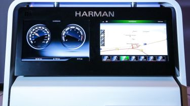 harman security and infotainment