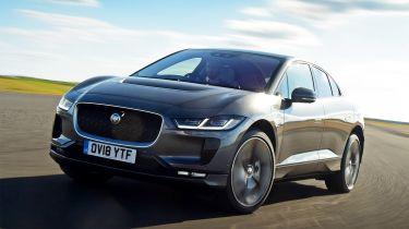 Best luxury cars - Jaguar I-Pace