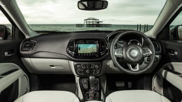 Jeep Compass - interior