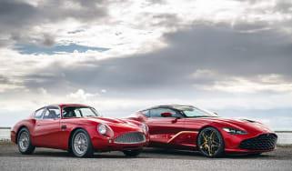 Aston Martin DBZ Centenary Collection - front