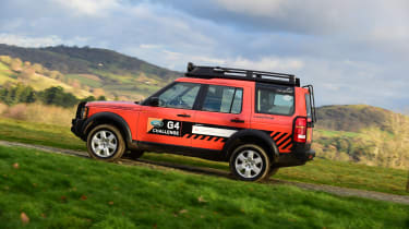 Land Rover Discovery Mk3 - side