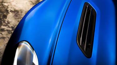 Aston Martin Vanquish S 2016 - bonnet vents