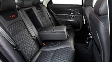 Jaguar XJR 575 - rear seats