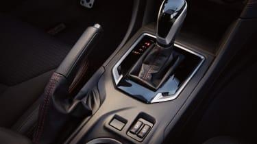 Subaru Impreza - gear stick
