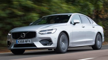 Volvo S90 - Front Tracking