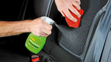 Best car upholstery cleaner - header