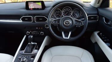 Used Mazda CX-5 - dash