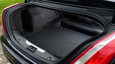 Jaguar XJ - boot