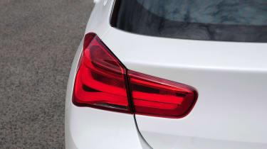 BMW 1 Series - rear lights
