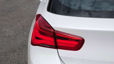 BMW 1 Series - rear lights