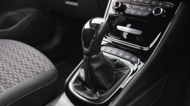 Vauxhall Astra - Gearstick