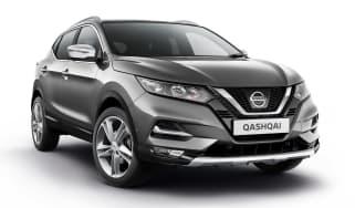 Nissan Qashqai N-Motion - front