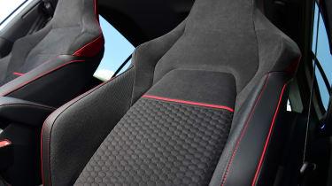 Volkswagen Golf GTI Clubsport - seats