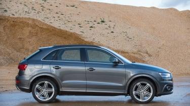 Used Audi Q3 - side