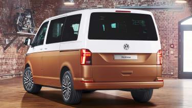 VW California - rear