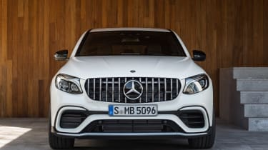 Mercedes-AMG GLC 63 Coupe grille