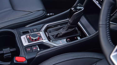 Subaru Forester e-Boxer - transmission