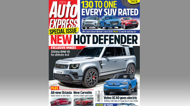 Auto Express Issue 1,598