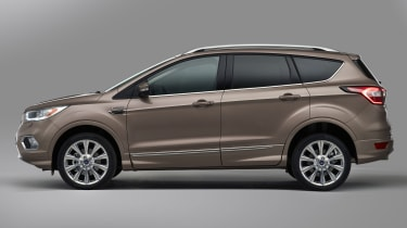 Ford Kuga Vignale - production side