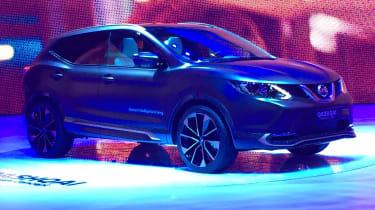 Nissan Qashqai Premium - Geneva show