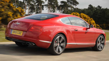 The Continental GT is a two-door, four-seater luxury coupe made to the highest standards.