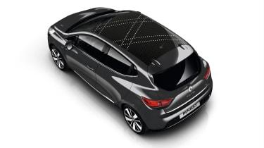 Renault Clio Iconic roof