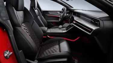 Audi RS 7 Sportback - front seats