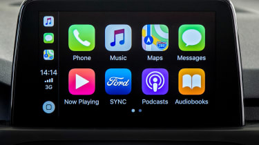 Ford Focus Estate - Apple CarPlay