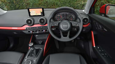 Audi Q2 - dash