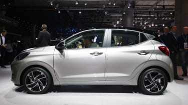 Hyundai i10 - Frankfurt side