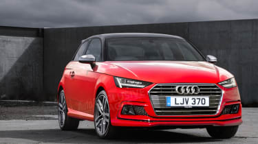 New Audi A1 front exclusive render